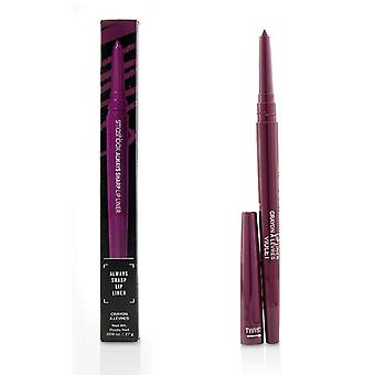 Smashbox Always Sharp Lip Liner - Violet - 0.27g/0.009oz