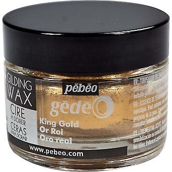 Pebeo Gedeo förgyllning vax 30ml (kung guld)