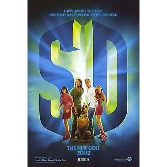 Scooby-Doo Movie Poster (11 x 17)