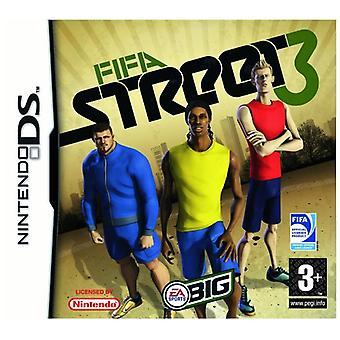 FIFA Street 3 (Nintendo DS) - Novo