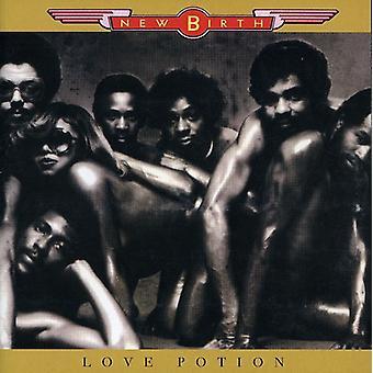 Nouvelle naissance - philtre d'amour [CD] USA import