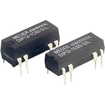 StandexMeder Electronics DIP24-1C90-51L Reed relay 1 change-over 24 V DC 0.5 A 10 W DIP 8