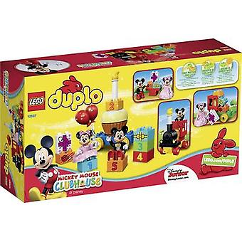 10597 LEGO® DUPLO® Mickey and Minnie Birthday Parade