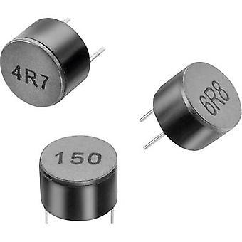 Würth Elektronik WE-FAMILI 744750420220 Smoothing choke afgeschermd radiaal lood 1280 22 µH 36 mΩ 4.1 A 1 PC('s)