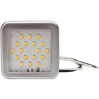 WAS LED interior light 989 LW11 LED (monochrome) 12 V (W x H x D) 55 x 55 x 7 mm
