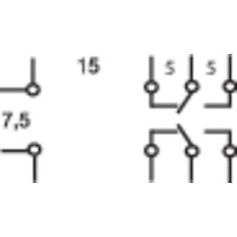 Omron G2R-2-48V PCB relay 48 V DC 5 A 2 change-overs 1 pc(s)