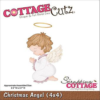 Cottagecutz Dies-Christmas Angel 2,2