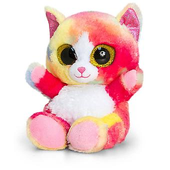 Keel Toys Animotsu Rainbow Cat