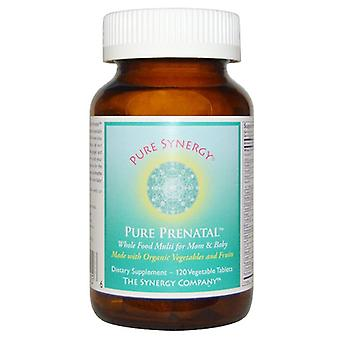 The Synergy Company, Pure Natal Multi 120 Tablets