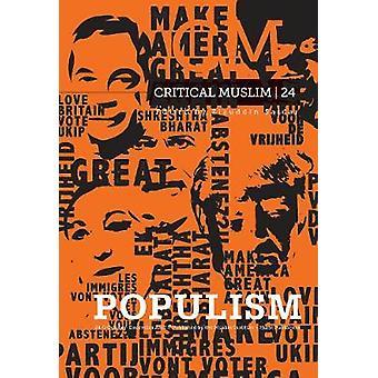 Kritische moslim 24 - populisme door Ziauddin Sardar - 9781849048996 boek