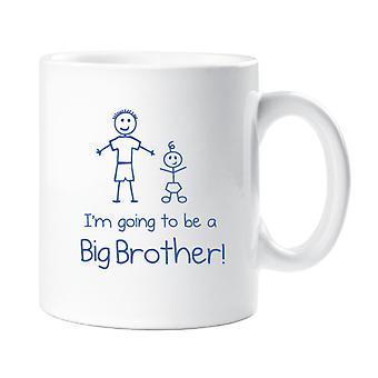 Mam zamiar być kubek 10oz Big Brother