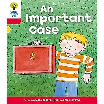Oxford Reading Tree - Level 4 - More Stories C - an Important Case by Ro