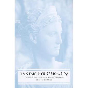Haar serieus te nemen: Penelope en de Plot van Homer's Odyssey