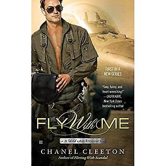 Flyv med mig (Wild Aces Romance)
