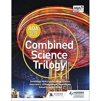 AQA GCSE (9 - 1) Kombinert vitenskap trilogien Student bok