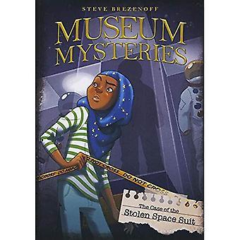 Sagen om de stjålne rumdragt (Museum mysterier)