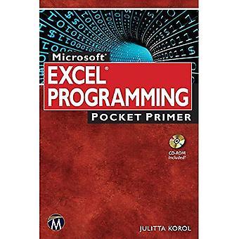 Microsoft Excel Programming: Pocket Primer (Computer Science)