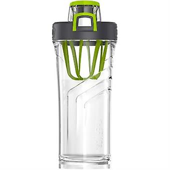 Clear 710ml Thermos brand Shaker sticla