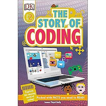 DK czytelników L2: Historia kodowania (DK czytelników)