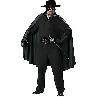 Bandit Adult Plus Size Costume