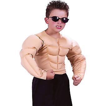 Muskel skjorta barn