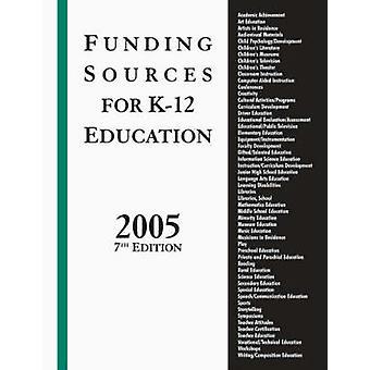 Financieringsbronnen voor K12 onderwijs door Oryx Press