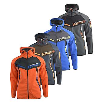 Mens softshell jacket geographical norway toscou