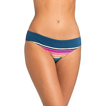Rip Curl Golden Haze Cheeky Pant Bikini Bottoms in Multico