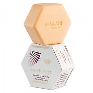 Makari Clear Acnyl Sulfur Soap 200g - Oil Balancing Acne Soap For Severe Acne - 200g Pore Cleanser Soap, Easy to apply and pleasant on the skin