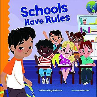 Schulen haben Regeln (Schulordnung)