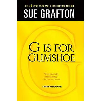G Is for Gumshoe by Sue Grafton - Marc Resnick - 9781250025463 Book