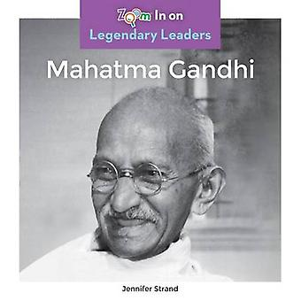 Mahatma Gandhi by Jennifer Strand - 9781680792386 Book