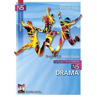 BrightRED Study Guide N5 Drama - N5 by Samantha Macdonald - 9781906736