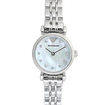 Emporio Armani Ar1961 senhoras analógico vestido de quartzo relógio