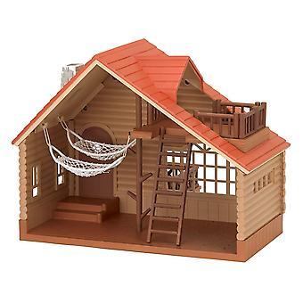 Sylvanian Families log Cabin Toy