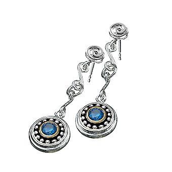 KAMELEON JewelPop Scroll Sterling Silver Earrings KE11