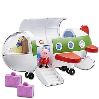 "Pipsa possu ""Air Peppa Jet"" kuva"
