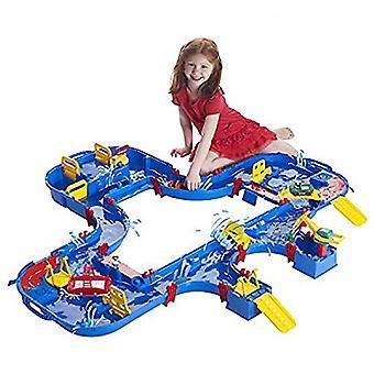 Conjunto Aqua juego Mega cerradura Canal