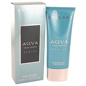 Bvlgari Aqua Marine After Shave Balm By Bvlgari   533394 100 ml