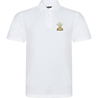 The Royal Welsh - Licensed British Army Embroidered RTX Polo