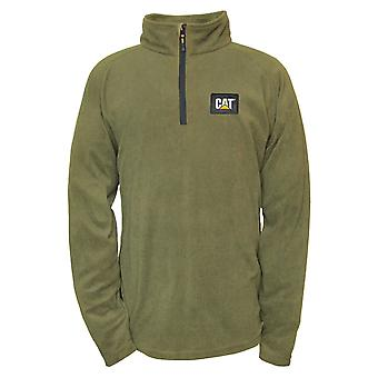 Caterpillar Miesten AG Fleece vedä Jumper Cypress