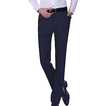 Allthemen Men's Suit Pants Four Seasons Work Business Suit Pants