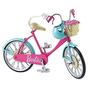 Barbie fiets fiets met accessoires 28cm