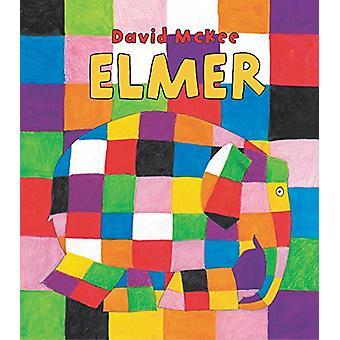 Elmer Padded Board Book by David McKee - 9780062741608 Book