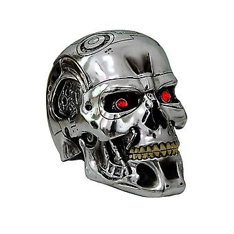 T-800 Terminator Head Replica Box