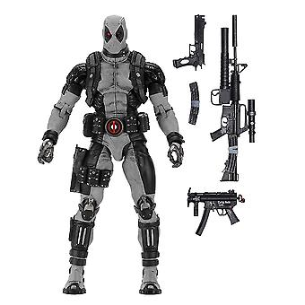 Deadpool X-Force 1:4 skala action figur