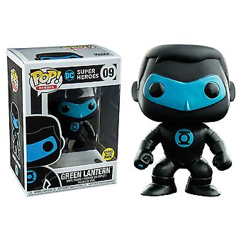 Justice League Green Lantern Silhouette Glow US Pop! Vinyl