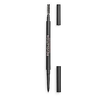 Make-up Revolution Precise Brow Pencil-Light Brown