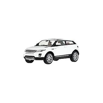 IXO Models Ixo Models Land Rover Evoque Fuji White 1:43 Dealership Model