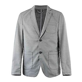 Giorgio Mens Gents V Neck Buttoned Long Sleeve Smart Blazer Jacket Outerwear